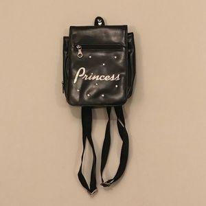 Handbags - Mini Princess Rhinestone Backpack